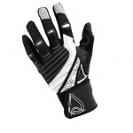 Gants PRO-TEC Compound noir/blanc
