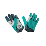 Gants FUSE king crow teal/grey