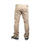 Pantalon SHADOW Vultrus Skinny Dark Khaki