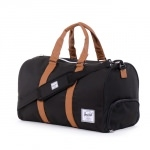Sac de voyage HERSCHEL Novel black/tan