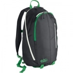 Sac à dos NIKE 6.0 Lo anthracite/green