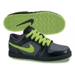 "Shoes NIKE 6.0 Mogan 3 black/action green/dark grey ""Junior"""