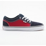 Shoes VANS Chukka navy/red/white