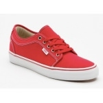 Shoes VANS Chukka low red/khaki/red