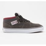 Shoes VANS Half cab pro charcoal/burgundy