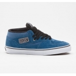 Shoes VANS Half Cab pro blue slate