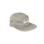 Casquette DATA Blason 5 panels grey