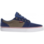 Shoes ETNIES Barge LS navy/tan