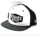 Casquette ETNIES brand it black/white