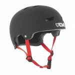 "Casque TSG Evolution Youth flat black ""Junior"""