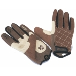 Gants FUSE king crow brown/tan