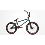 Bmx FIT BIKE Co Mac 3 trans teal 2013