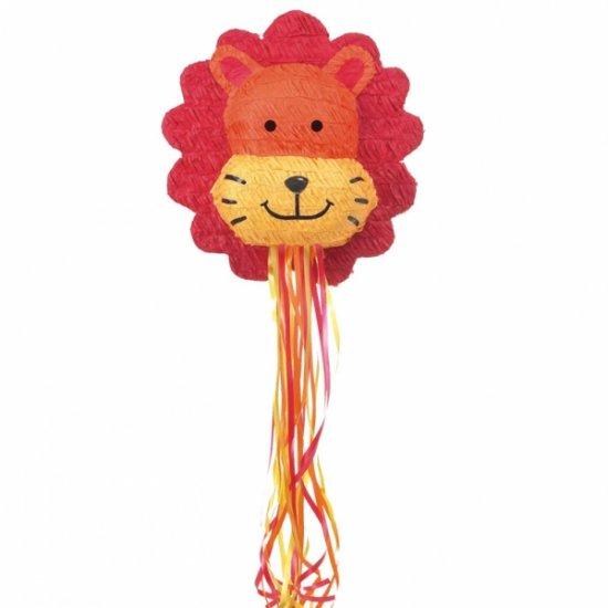 pinata lion pas cher animation anniversaire enfant. Black Bedroom Furniture Sets. Home Design Ideas