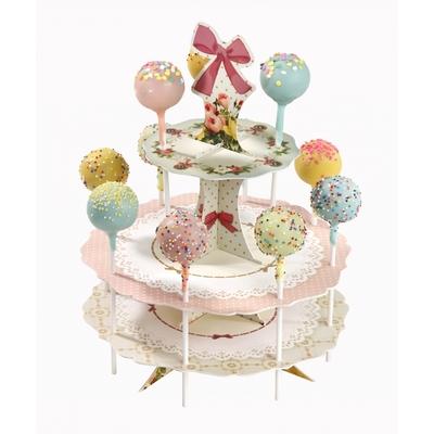 Comment Presenter Des Pop Cake