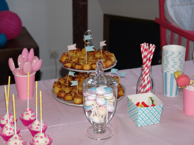 Flash Back Les 1 Ans De Louise Les Anniversaires Sweet Party Day
