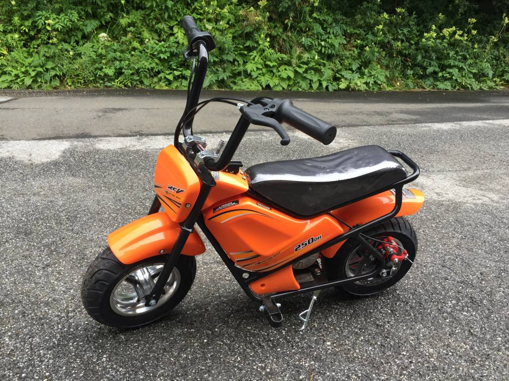 scooter mini e bike lectrique sq250dh ebay. Black Bedroom Furniture Sets. Home Design Ideas
