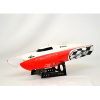 Catamaran RC Boat Race 352 (rouge/blanc)