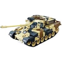 "Char RC  "" USA M60"" B13  1:20 avec Tir et son"