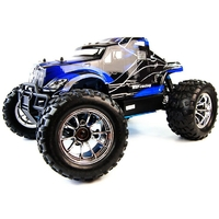Bug Crusher Nitro Monster Truck Radiocommandé