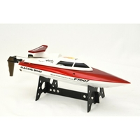 "Bateau Racing RC ""Vitality FT007"" ultra-rapide 2,4 Ghz"