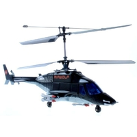 Hélicoptère AirWolf 4ch  1