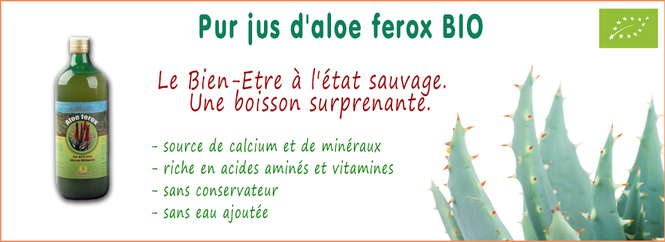 Aloe ferox Bio