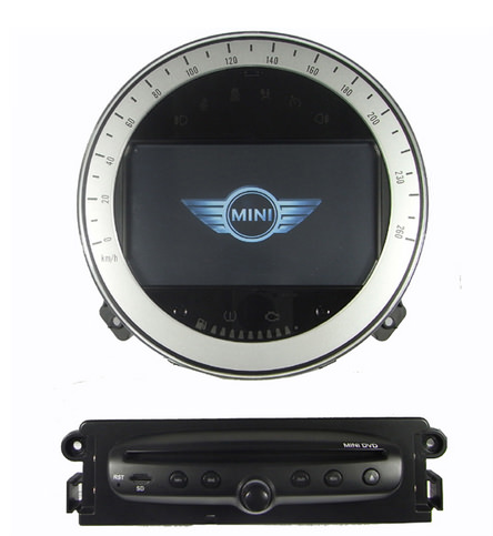 autoradio gps dvd mini cooper autoradios gps mini hightech. Black Bedroom Furniture Sets. Home Design Ideas