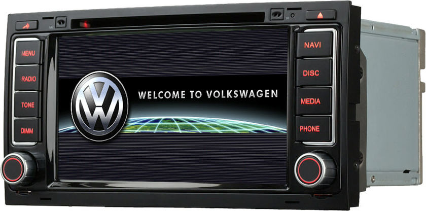 autoradio gps volkswagen t5 touareg lecteur dvd ecran. Black Bedroom Furniture Sets. Home Design Ideas