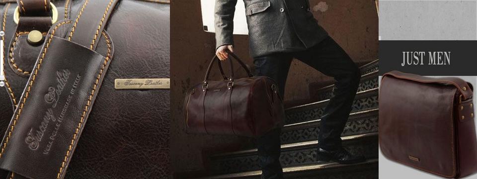 sacs cuir hommes valbonne