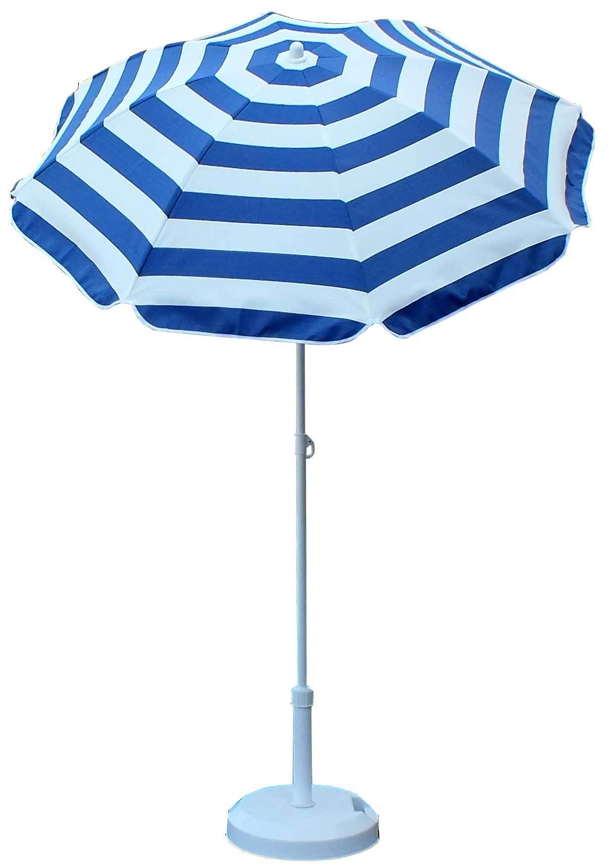 parasol rond 150cm parasol classique parasol de plage. Black Bedroom Furniture Sets. Home Design Ideas