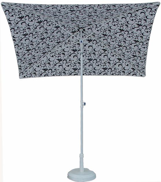 parasol balcon trouvez le meilleur prix sur voir avant d. Black Bedroom Furniture Sets. Home Design Ideas