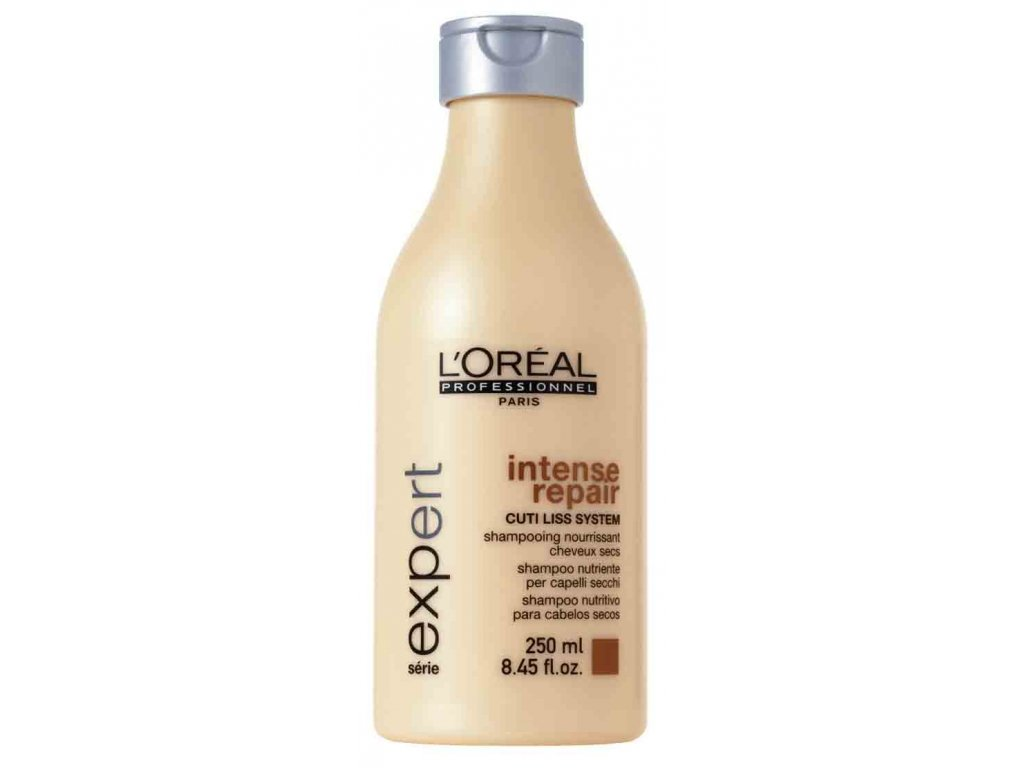 shampoing intense repair 250 ml marques l 39 oreal professionnel kerintense. Black Bedroom Furniture Sets. Home Design Ideas