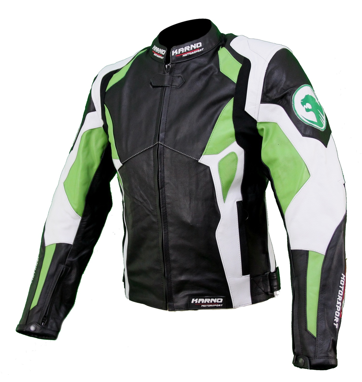 blouson moto blouson moto cuir karno motorsport. Black Bedroom Furniture Sets. Home Design Ideas