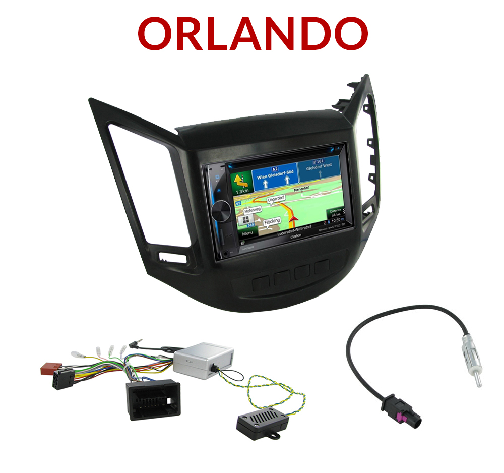 autoradio gps chevrolet orlando cran tactile 6 2 dvd usb autoradios. Black Bedroom Furniture Sets. Home Design Ideas