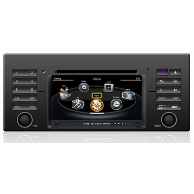 autoradio bmw e39 poste dvd gps x5 tv tnt bluetooth gps. Black Bedroom Furniture Sets. Home Design Ideas
