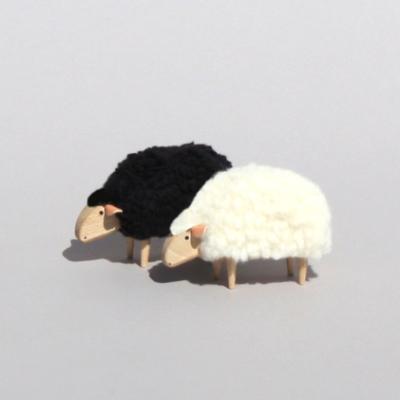 Mouton Miniature D 233 Co Noir Objet D 233 Coration Design