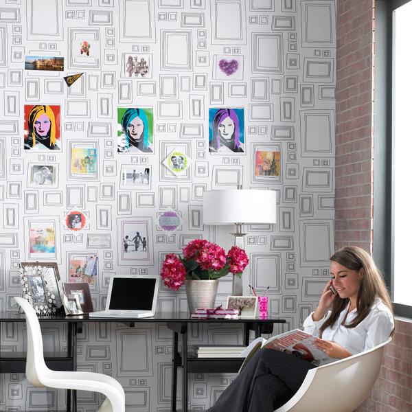 papierpeint9 papier peint cadre photo. Black Bedroom Furniture Sets. Home Design Ideas