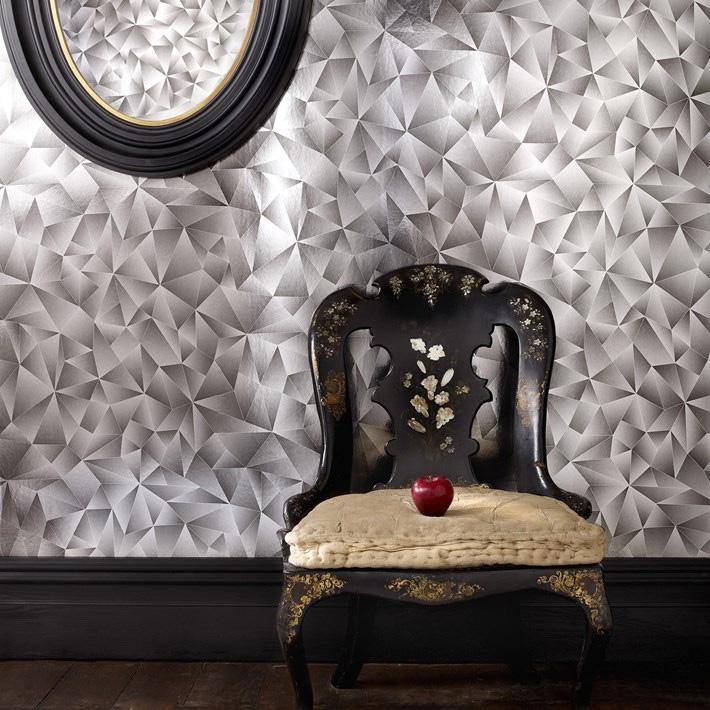 papier miroir. Black Bedroom Furniture Sets. Home Design Ideas