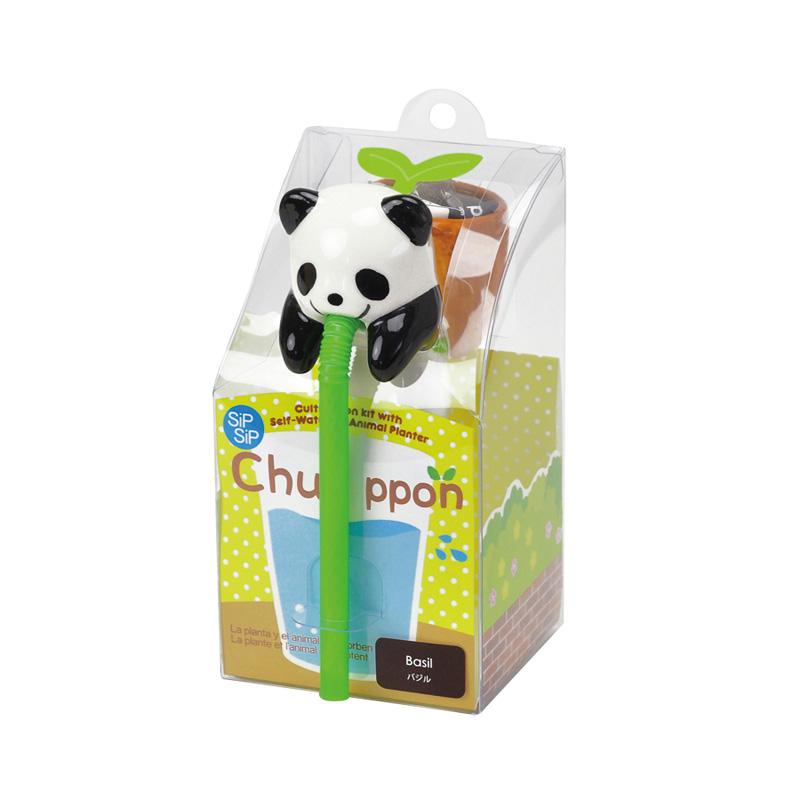 Chuppon plante faire pousser panda design from paris - Creatividad para regalar ...