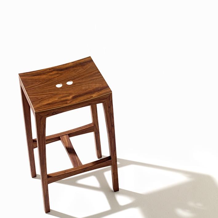 tabouret de bar otto sixay h 80 cm mobilier tabourets design design from paris. Black Bedroom Furniture Sets. Home Design Ideas