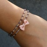 Bracelet - Prune