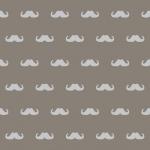 Lé de papier peint - D112013 - Moustache