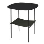 Petite table d'appoint - Layer Noir
