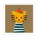 Carte et enveloppe Darling Clementine - Tiger Tiger