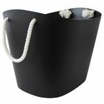 Panier Balcolore Medium Noir Hachiman