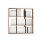 Bibliothèque Wall Book Suspendue - Malherbe Edition