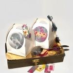 2 boîtes à mini Cakes - Vintage