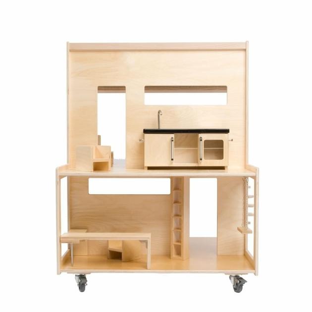 Liliane light maison de poup e design et ses accessoires for Accessoire maison design
