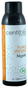 Centifolia Huile Végétale Nigelle Bio 100 Ml ou Cumin Noir