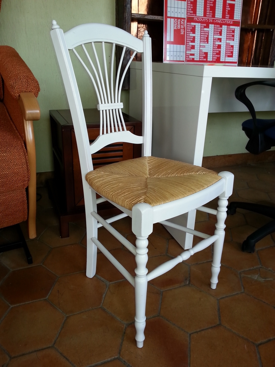 Assise Chaise En Paille 28 Images Chaise Coeur Assise